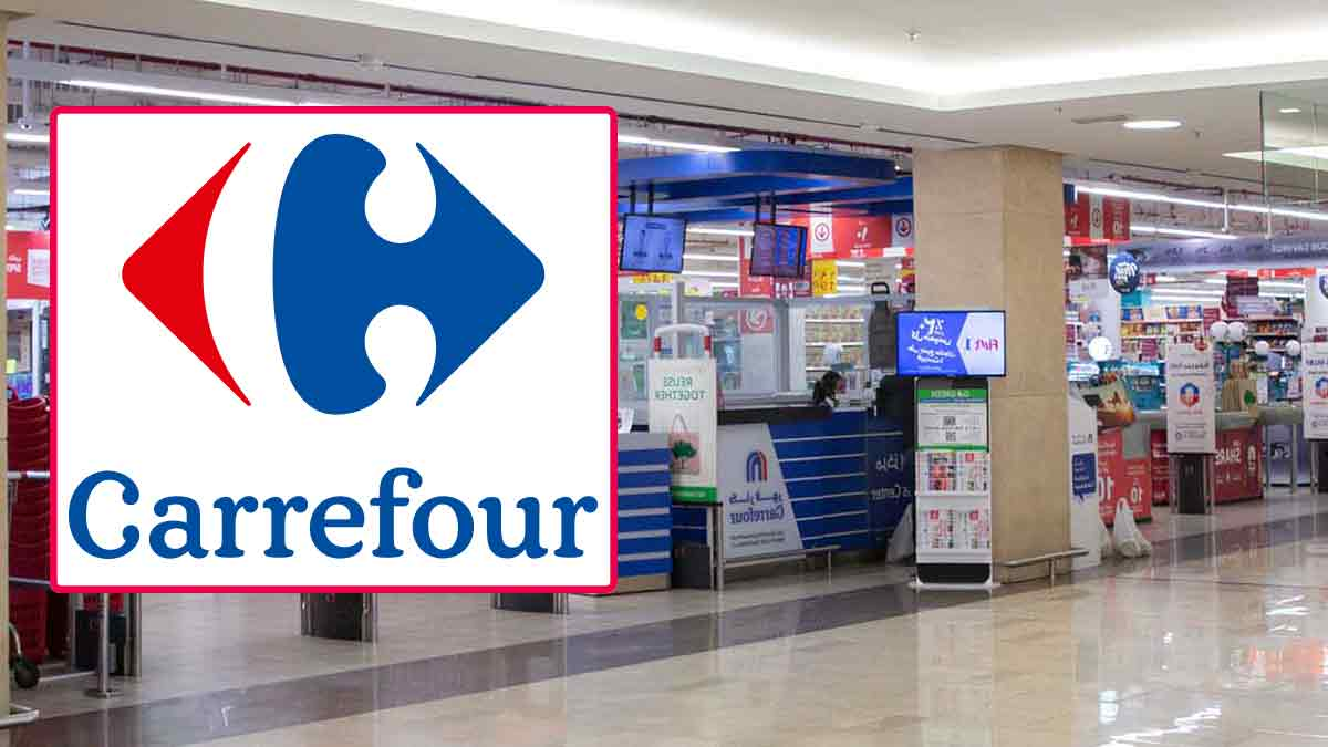 Carrefour fait plusieurs rappels ! Ces produits sont DANGEREUX !