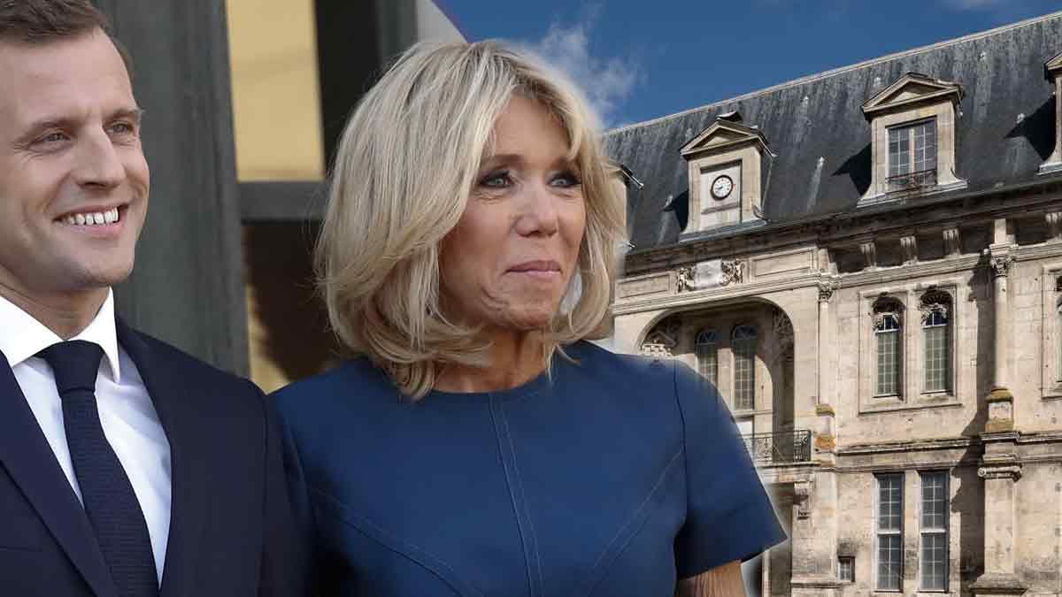 Emmanuel Macron prend le Château Villers-Cotterêts ! Son projet à 185 millions d'euros !