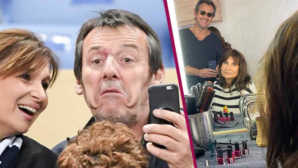 Jean-Luc Reichmann révèle une photo exclusive de sa femme ! Cliché Volé !