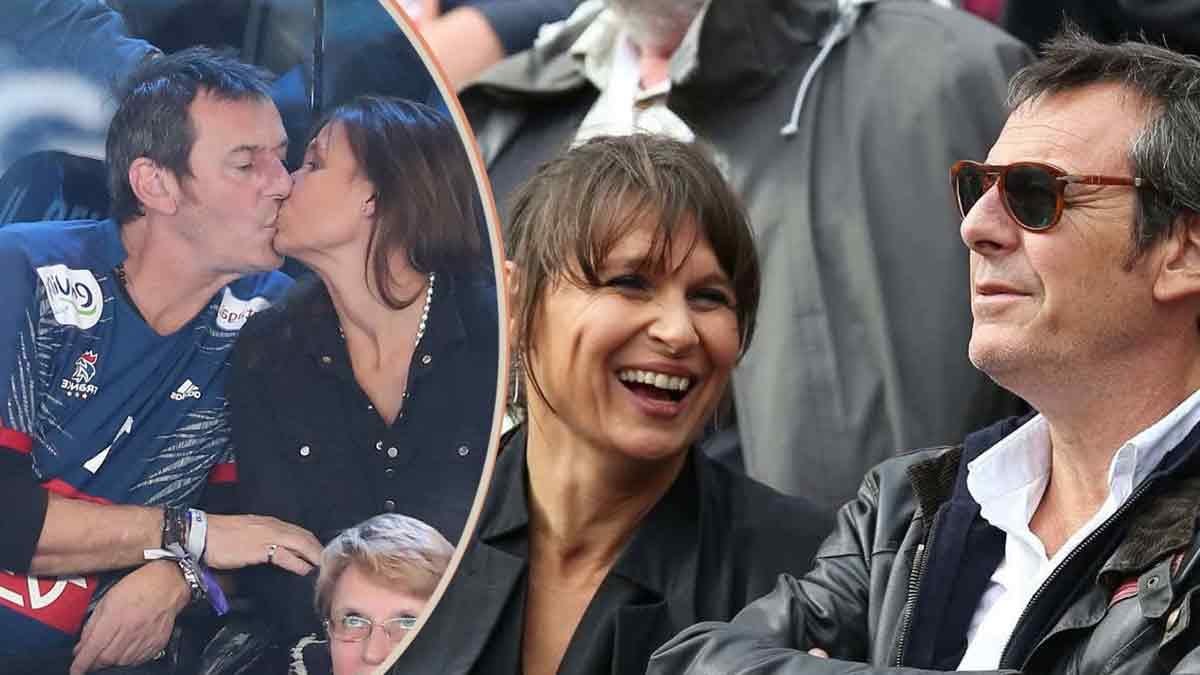 Jean-Luc Reichmann très amoureux ? Il dévoile un cliché de sa femme !