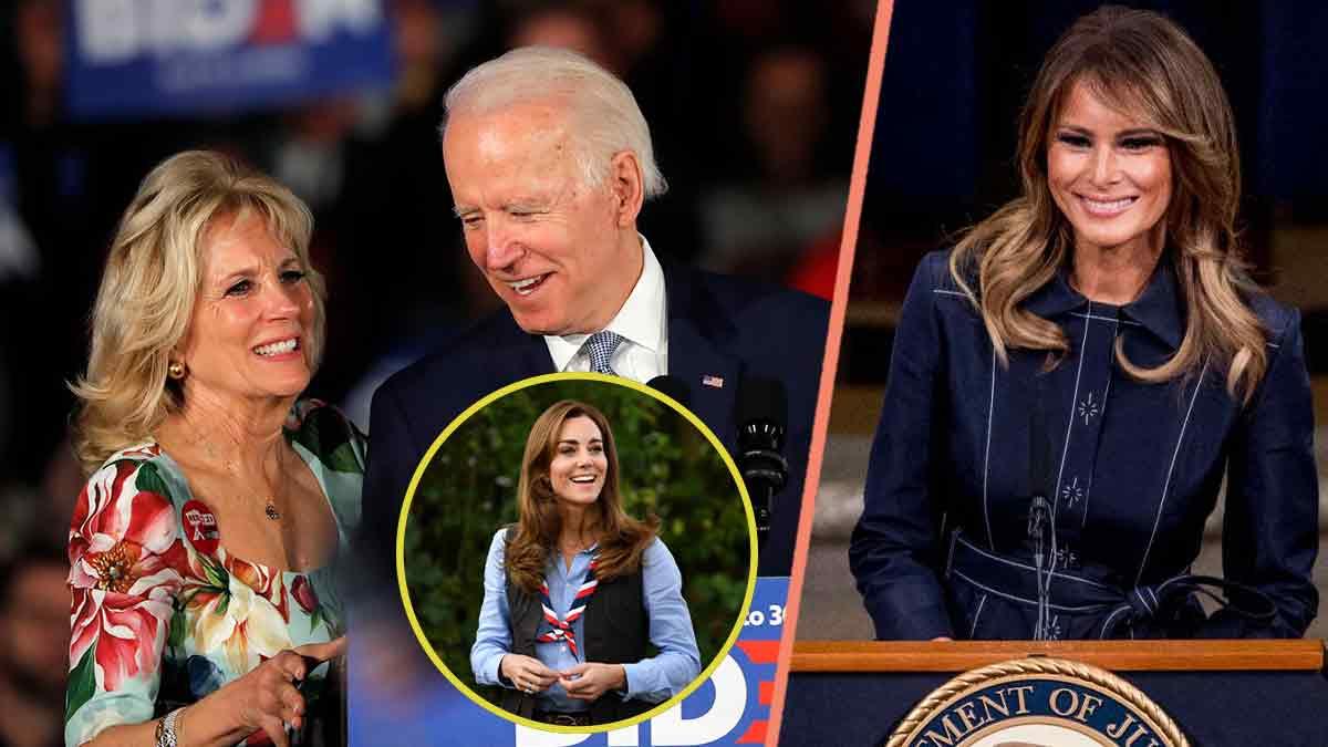 Jill Berden, jumelle de Kate Middleton ? Elles font la guerre à Mélanie Trump !