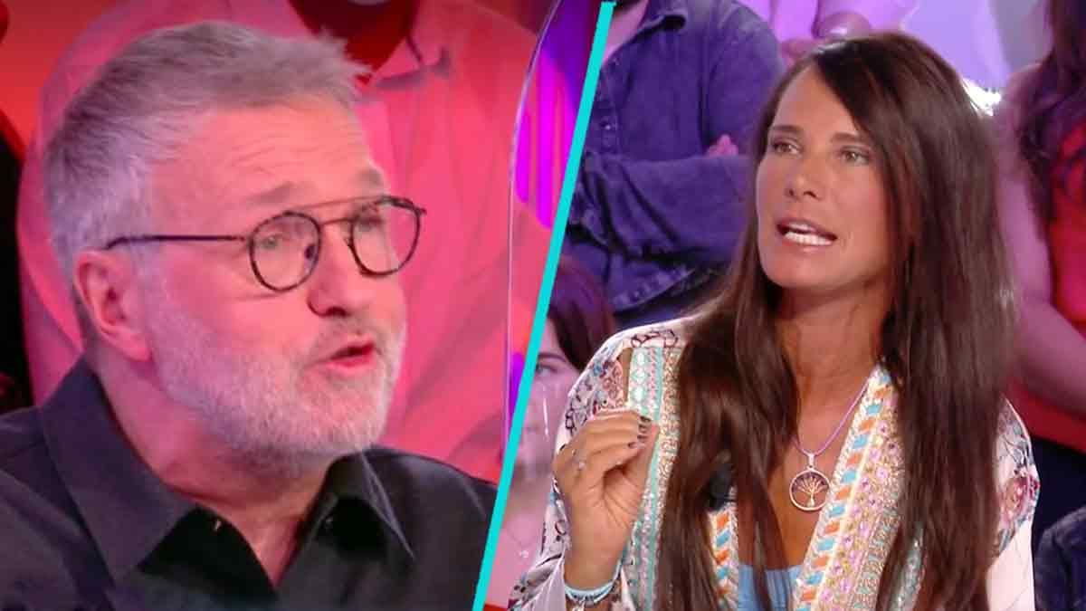 Laurent Ruquier insulte Nathalie Marquay ! Elle s'énerve à son tour !