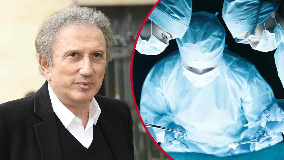 Michel Drucker gravement malade, opéré en urgence ! Il est isolé !