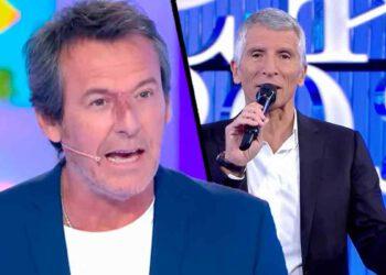"""Nagui VS Jean-Luc Reichmann : C'est la guerre ! """"Machin""""...C'est qui ?"""