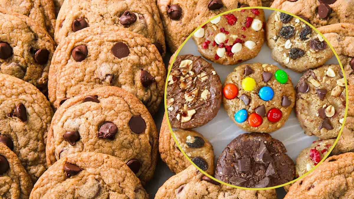 Recette pour étudiant : Ce cookie se fait en une minute seulement !