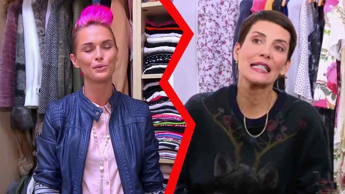 Reine du Shopping : Cristina Cordula dégoûtée ! Elle critique le choix capillaire d'une candidate !