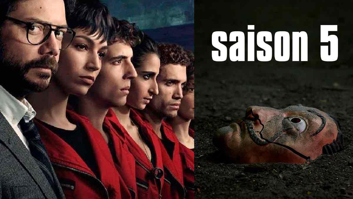 Casa De Papel : Découvrez ce qui vous attend dans la saison 5 ! Gros SCOOP !