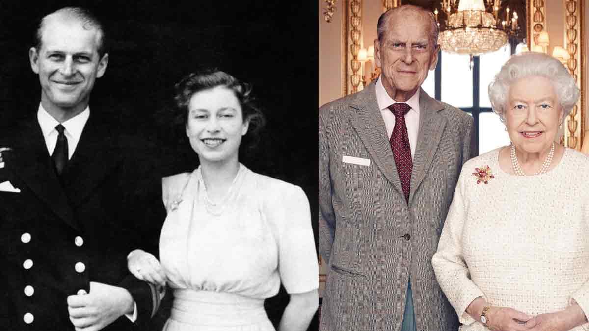 PHOTO EXLUC : Elizabeth II et Philip fêtent leurs 73 ans de mariage !