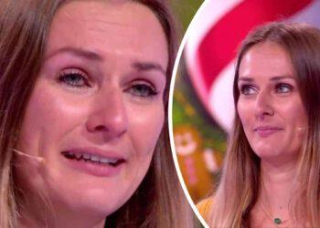 Camille « Les 12 coups de midi » effondrée sur le plateau ? Elle ne retient pas ses larmes !