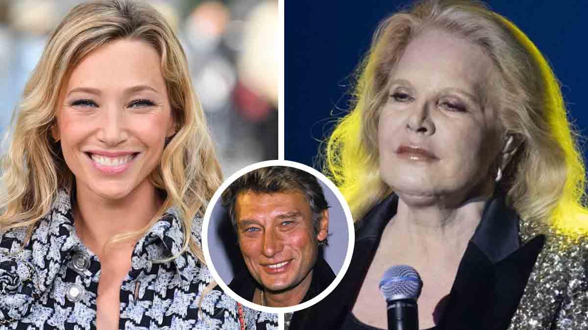 Hommage à Johnny : Ce message de Sylvie Vartan surprend Laura Smet !