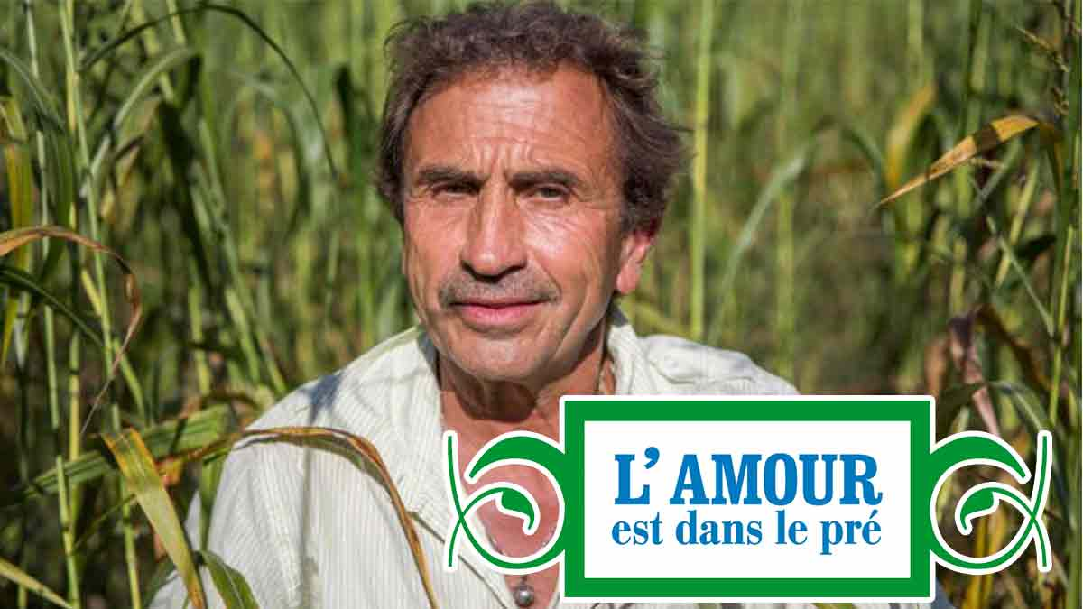Jean-Claude « L'amour est dans le pré » revient sur son aventure ! Le Bilan est chaud !