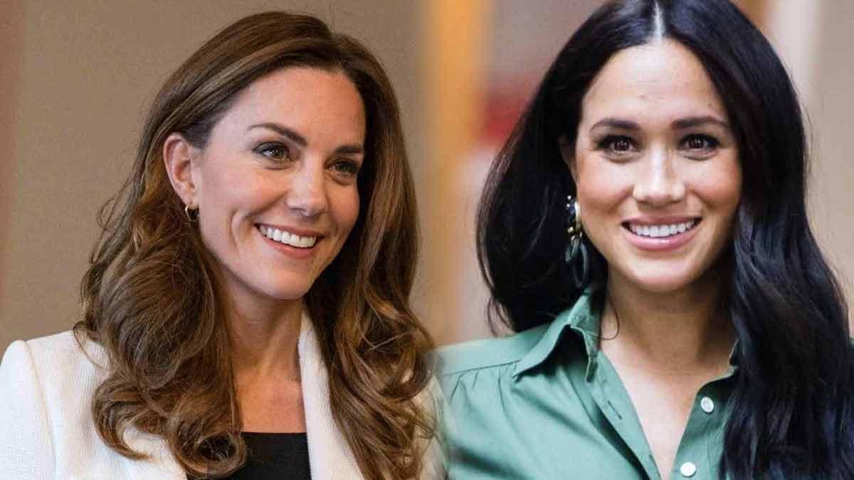 Kate Middleton et Meghan Markle : classement inédit ! Découvrez qui est en tête !