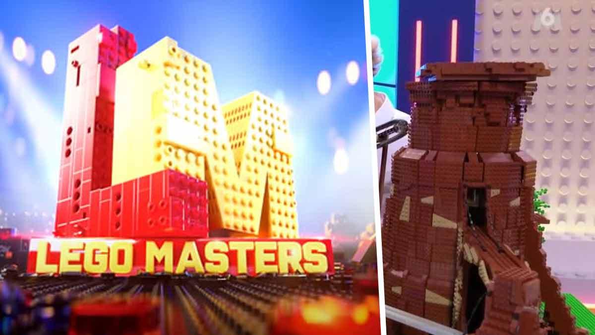 M6 : Lego Master a séduit les téléspectateurs !