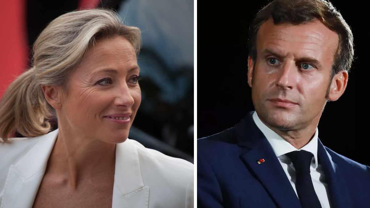 Anne-Sophie Lapix sa relation secrète avec Emmanuel Macron, son mari brise le silence et livre une vérité effroyable