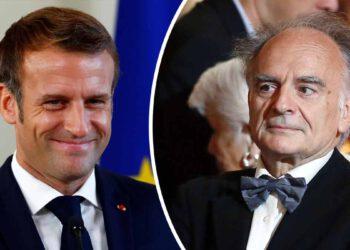 Emmanuel Macron son père sort du silence et fait des révélations chocs pour dire la vérité à son sujet