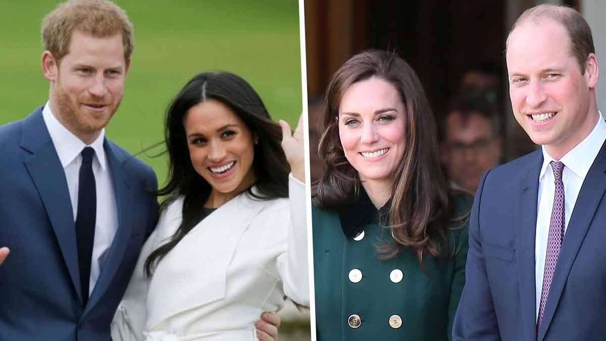 Les princes William et Harry reconciliés Révélations inédites!