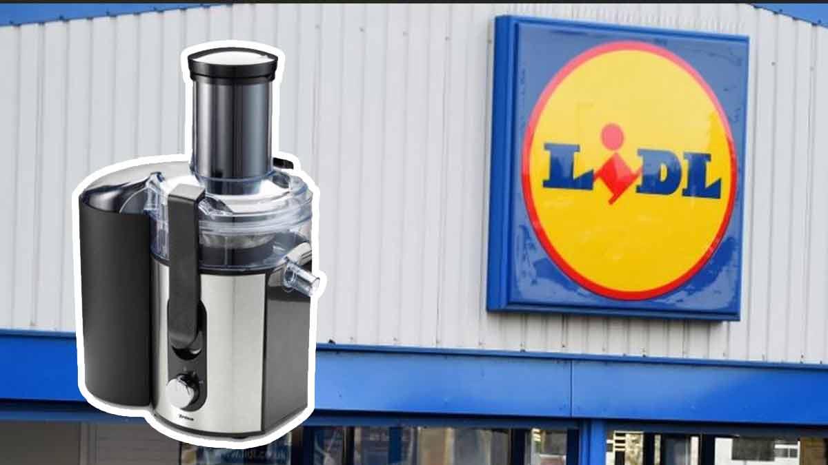 Bon plan Lidl: cet appareil de cuisine indispensable va battre tous les records de vente avec son prix le moins cher du marché!