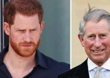 Prince Harry un test ADN révèle (enfin) l'identité de son vrai père biologique, le prince Charles sous le choc !