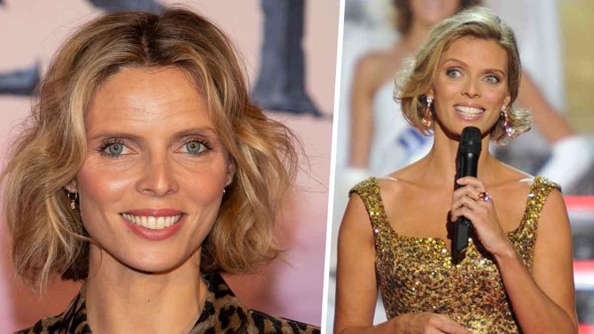 Sylvie Tellier ce métier qu'elle a laissé tomber pour être Miss France