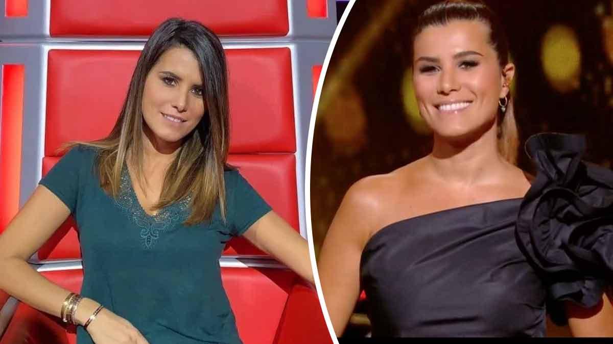 The Voice Karine Ferri quitte le télé-crochet de TF1
