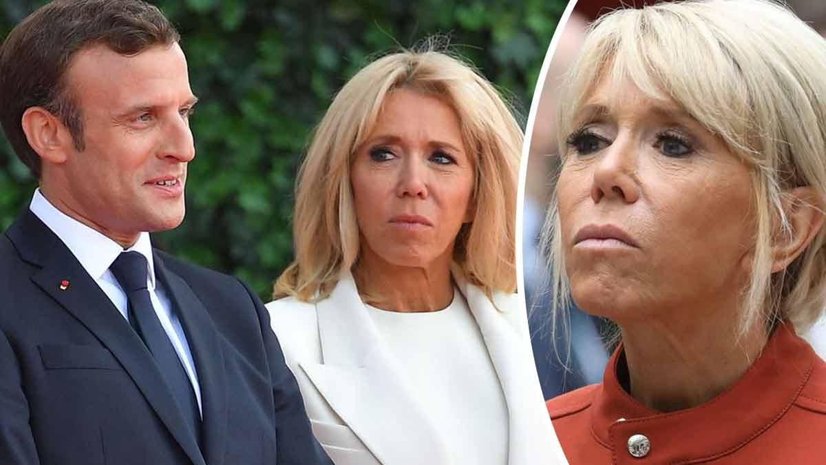 Brigitte Macron grand soutien d'Emmanuel Macron, ses efforts ont enfin porté ses fruits