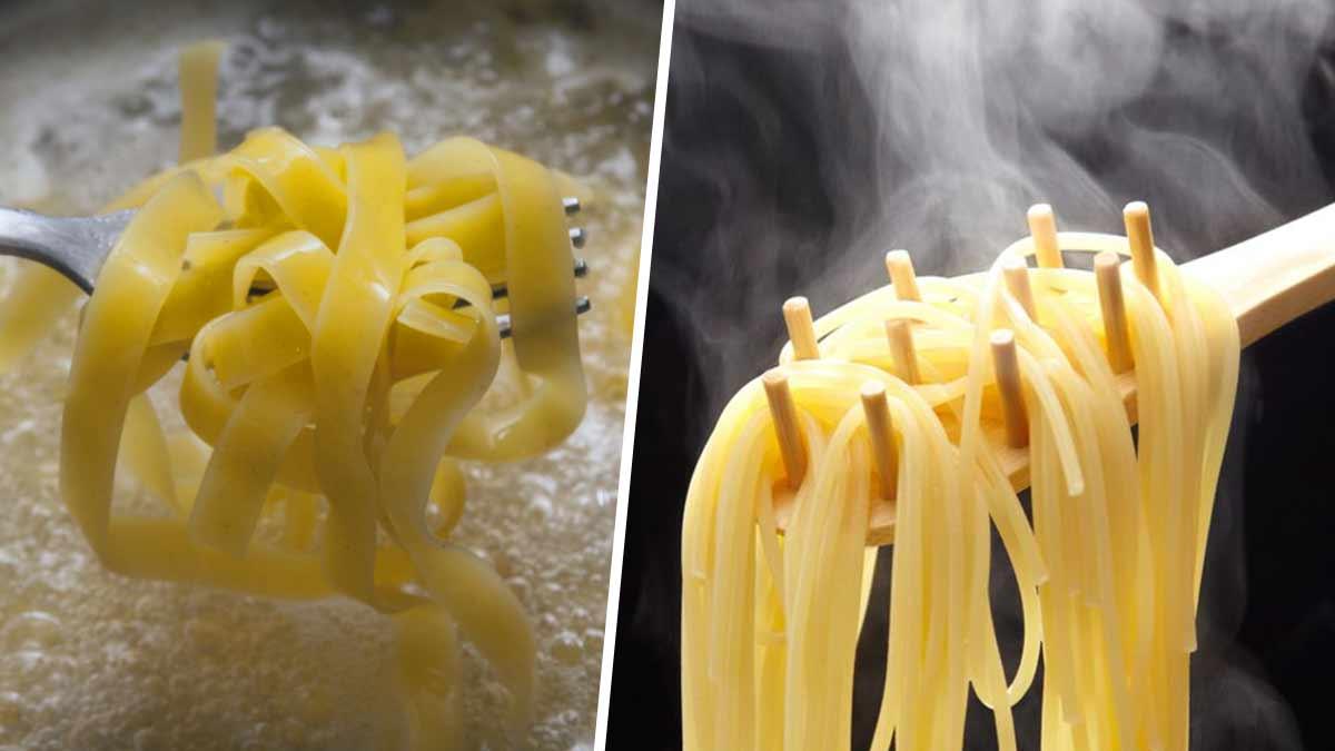 Cuisson des pâtes sans eau une nouvelle technique réjouissante et ultra-rapide qui va ravir vos papilles