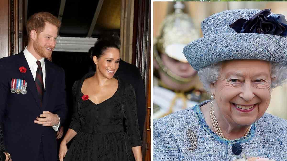 Prince Harry et Meghan Markle coup dur, destitués de leur titre royal par la Reine