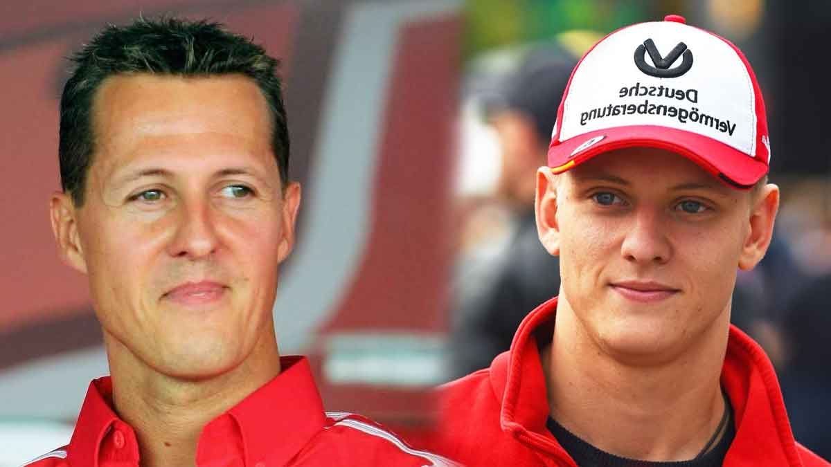 Michael Schumacher l'hommage bouleversant de Mick Schumacher à son père avant le début de la saison de Formule 1