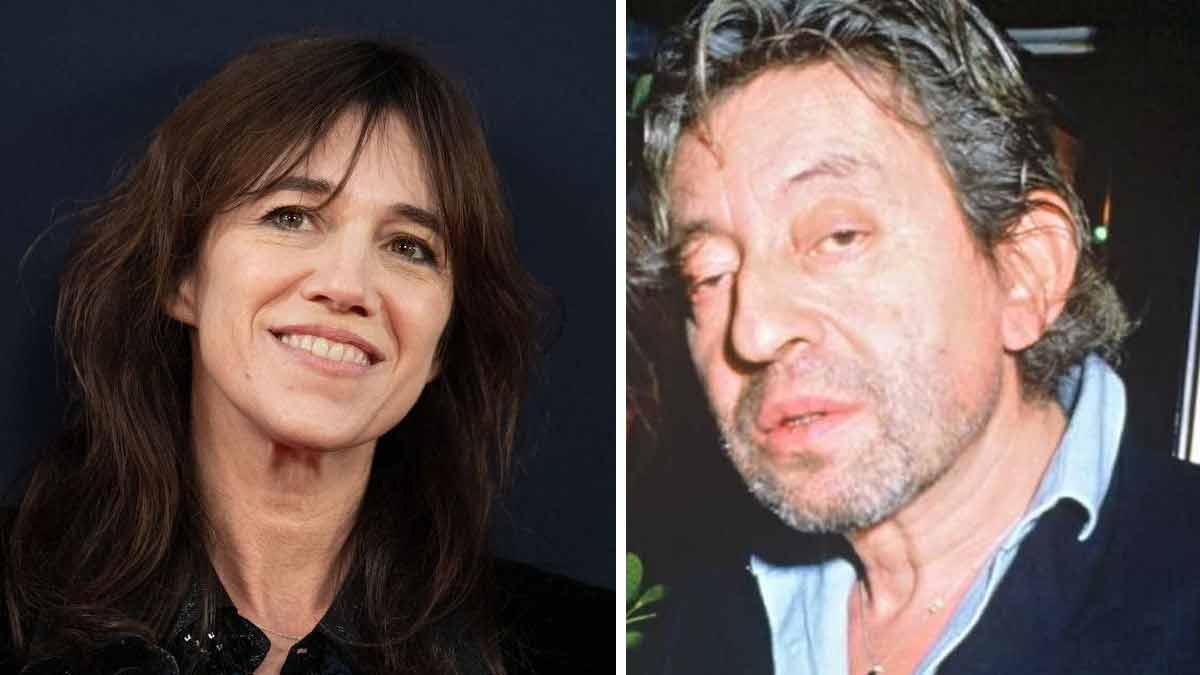 Serge Gainsbourg Charlotte, sa fille, dévoile ce que son père l'obligeait à faire contre son gré