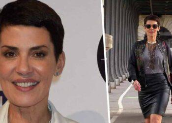 Cristina Cordula (Les Reines du Shopping) ses meilleurs conseils pour bien porter une jupe en cuir