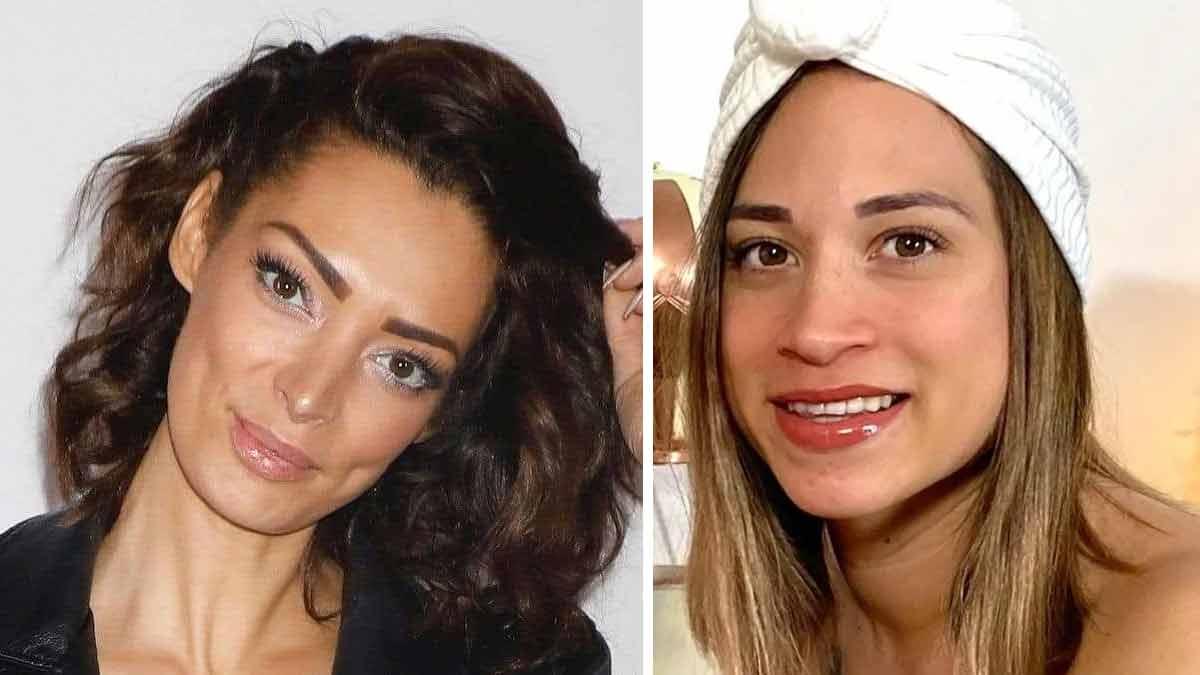 Emilie Nef Naf dévoile une photo d'elle avant sa chirurgie esthétique et choque la Toile!