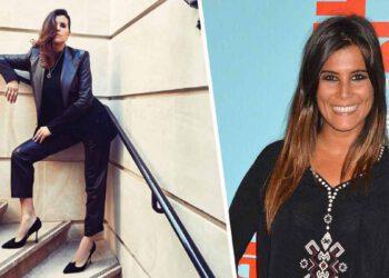 Karine Ferri envoûtante en mini robe moulante et décolleté vertigineux, ses fans sont sous le charme!