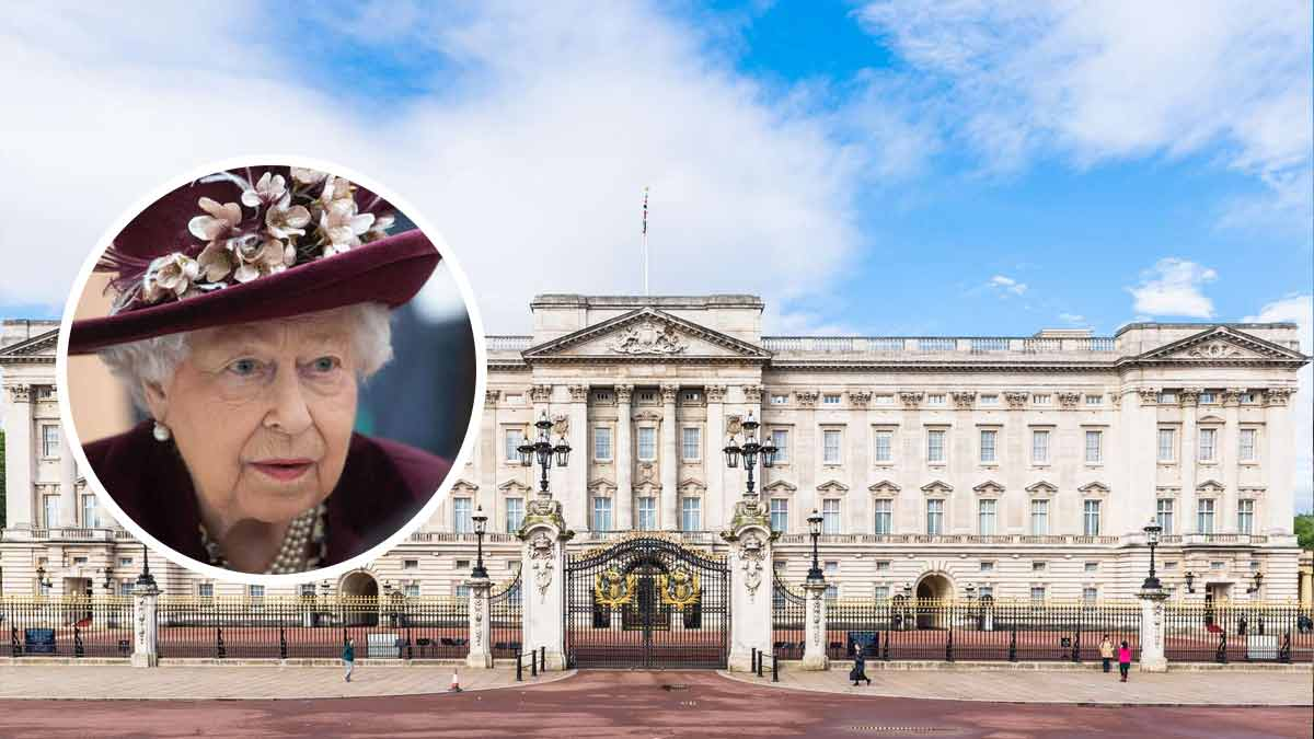 Elizabeth II abdique Elle tourne le dos à Buckingham...