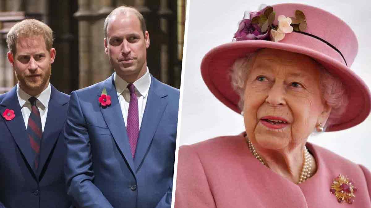 Elizabeth II énorme CHOC à Buckingham, la reine doit éteindre un nouveau scandale familial, après ceux des princes Andrew et Harry...