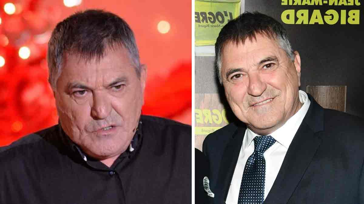 Jean-Marie Bigardtrès heureux l'humoriste annonce une très bonne nouvelle à ses fans