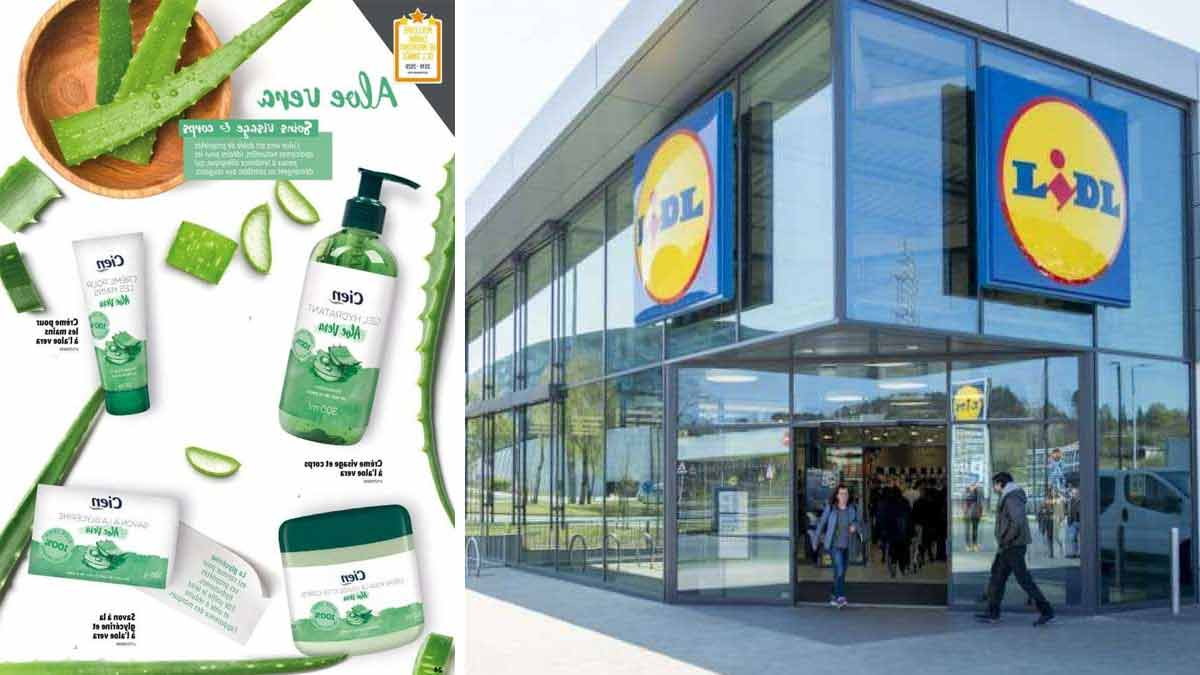 Lidl ce nouveau produit de beauté vendu seulement à moins de 3 euros qui va séduire tout le monde!