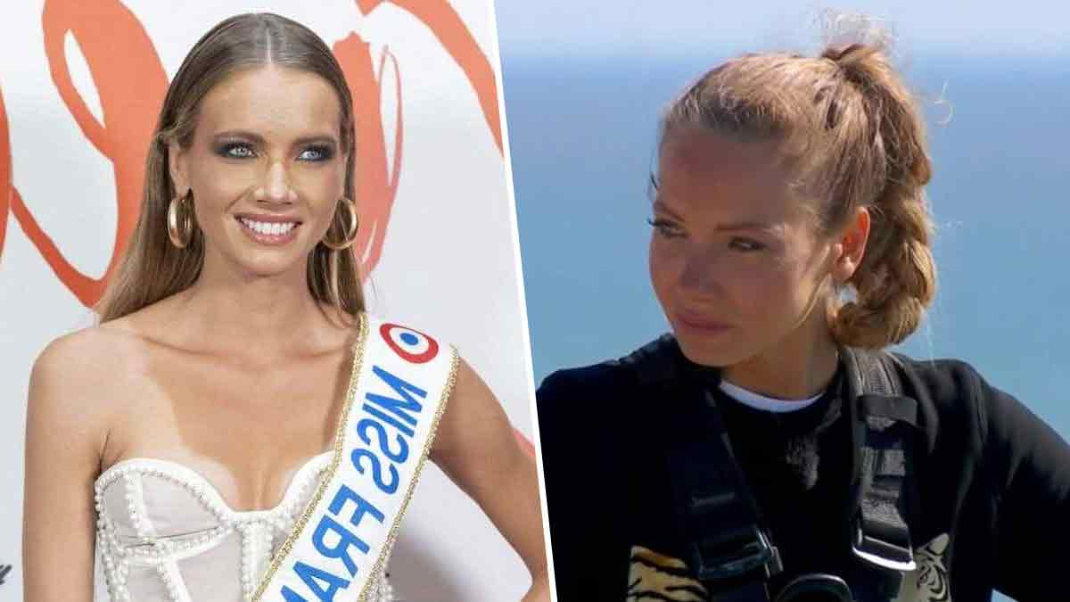 Amandine Petit (Miss France) violemment critiquée sur la toile à cause de sa performance dans Fort Boyard