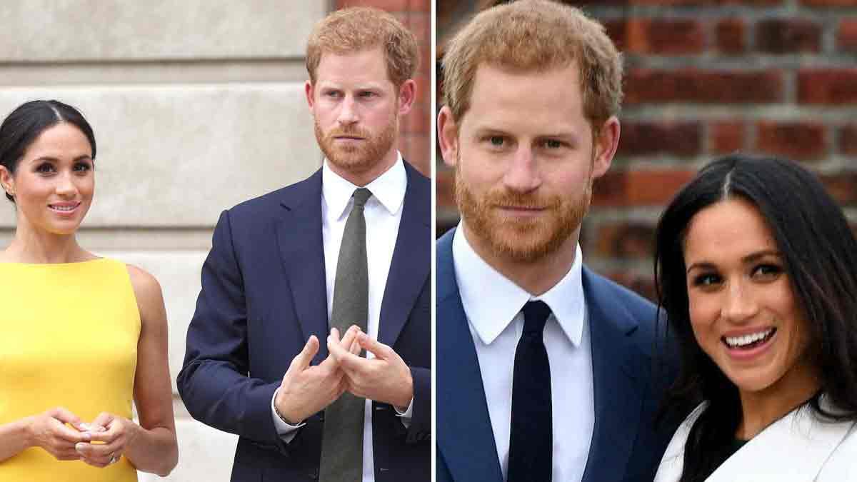 Meghan Markle et Harry ce détail qui prouve qu'ils ont été officiellement « rétrogradés » par la famille royale