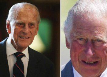 Prince Philip le contenu poignant de sa toute dernière lettre dévoilé