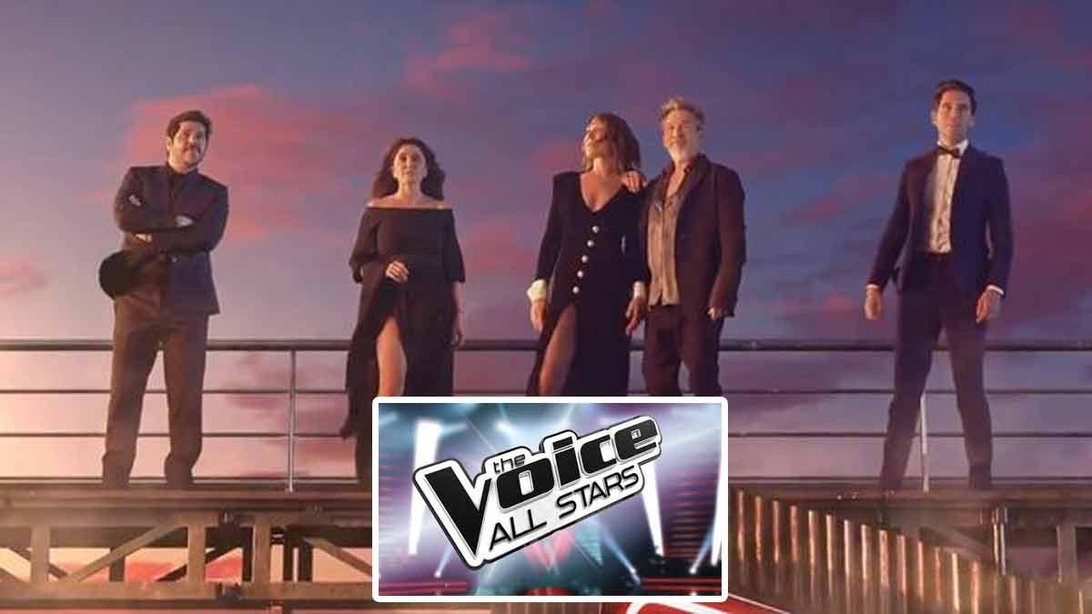 The Voice All Stars découvrez cette bande-annonce qui affole la Toile...