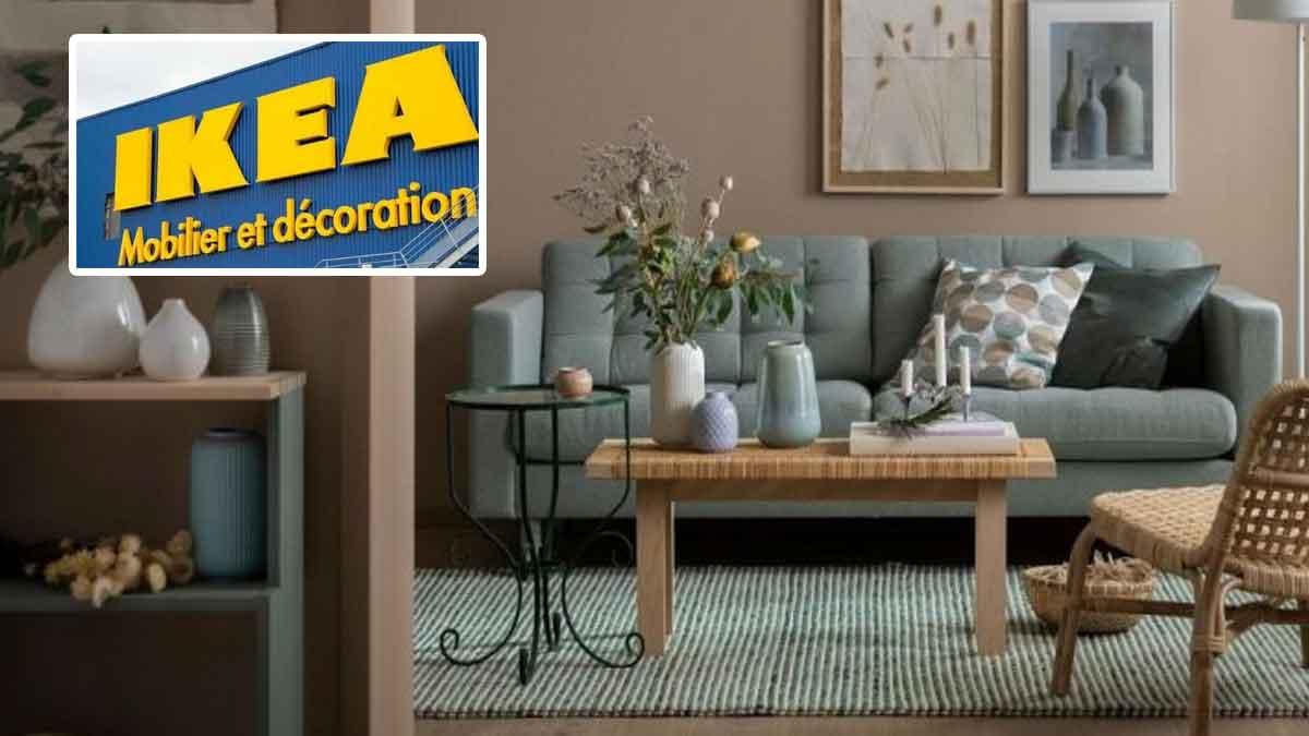 IKEA Soldes 2021 découvrez les 4 articles indispensables à avoir chez soi et à prix mini !