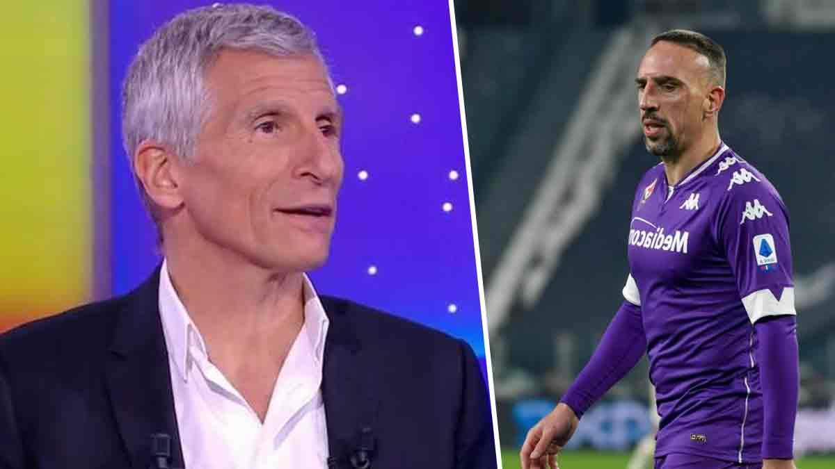 « Il est parti sans payer », les étonnantes révélations d'une candidate sur Franck Ribéry ont choqué Nagui