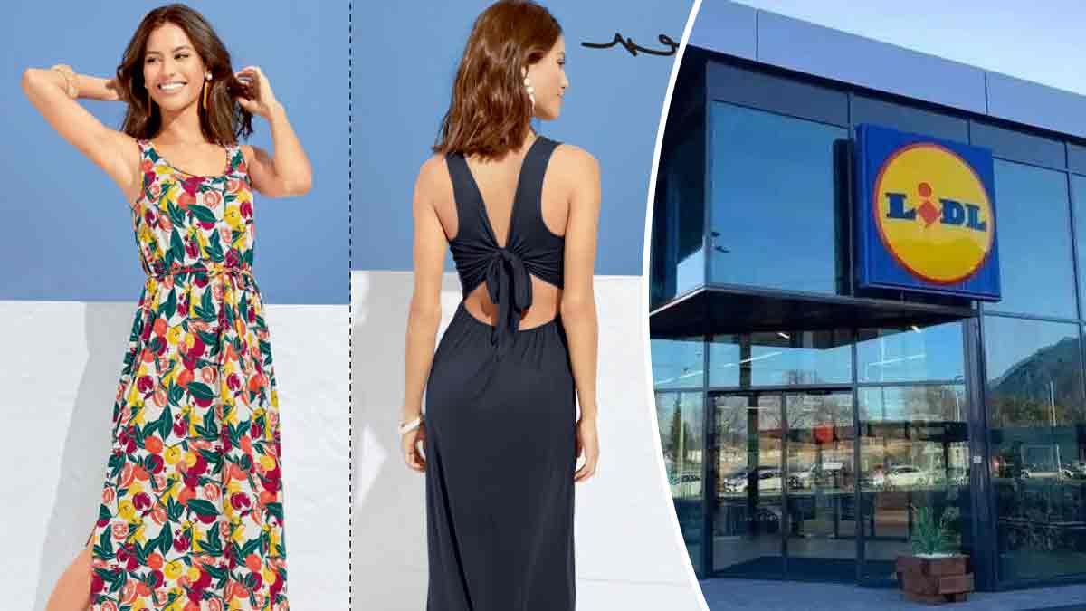 Lidl lance sa nouvelle collection de vêtements «Instants Marins» qui va faire fureur cet été!