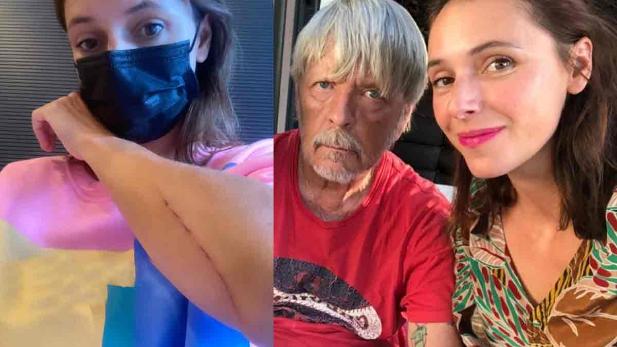Renaud sa fille Lolita admise aux urgences après une violente agression, elle dévoile ses blessures impressionnantes