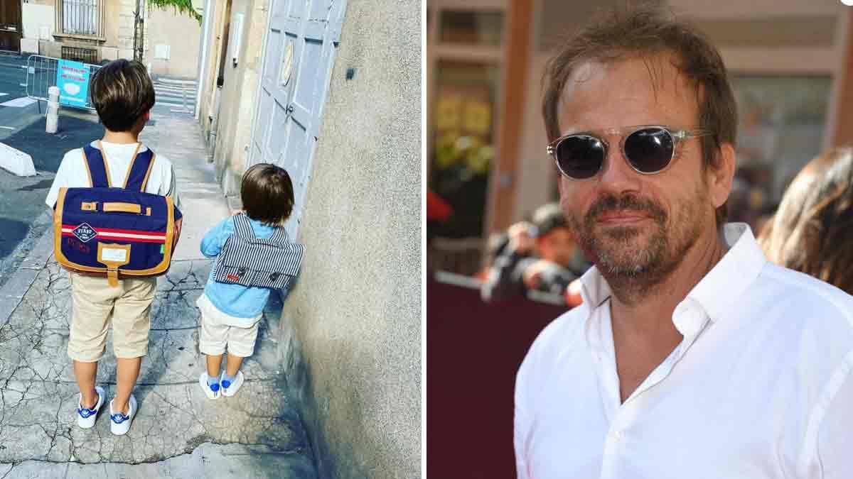 Stéphane Henondévoile enfin le prénom de son 3e enfant, cinq ans après sa naissance