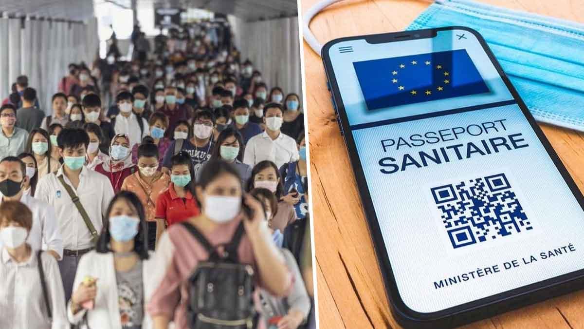 Variant Delta en France Tout ce qu'il faut savoir sur le pass sanitaire
