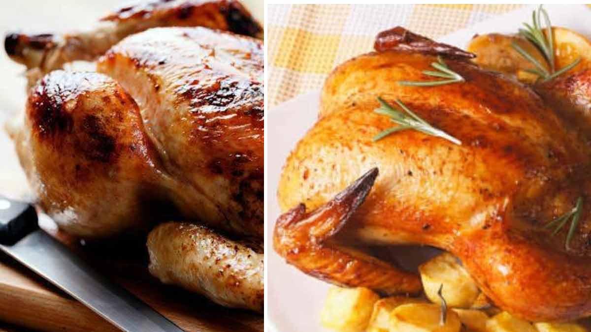 Le poulet ces 10 grosses erreurs fréquentes que nous faisons tous lors de sa cuisson, à ne plus commettre!