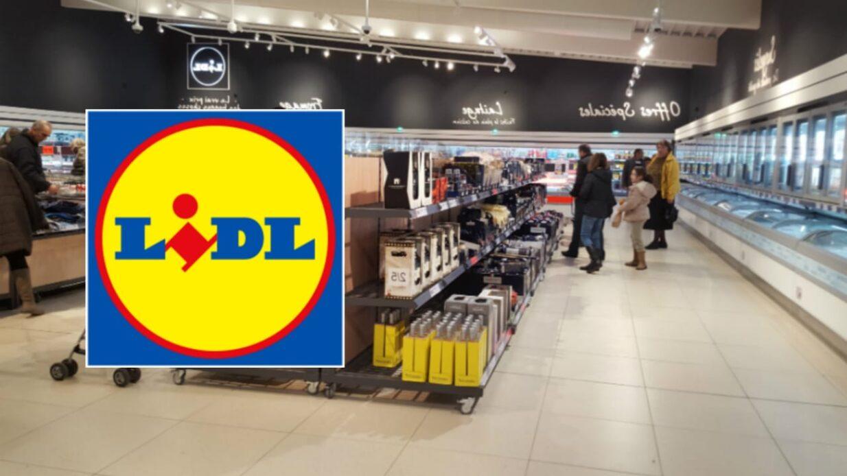 Lidl propose une fritueuse à moins de 20 euros