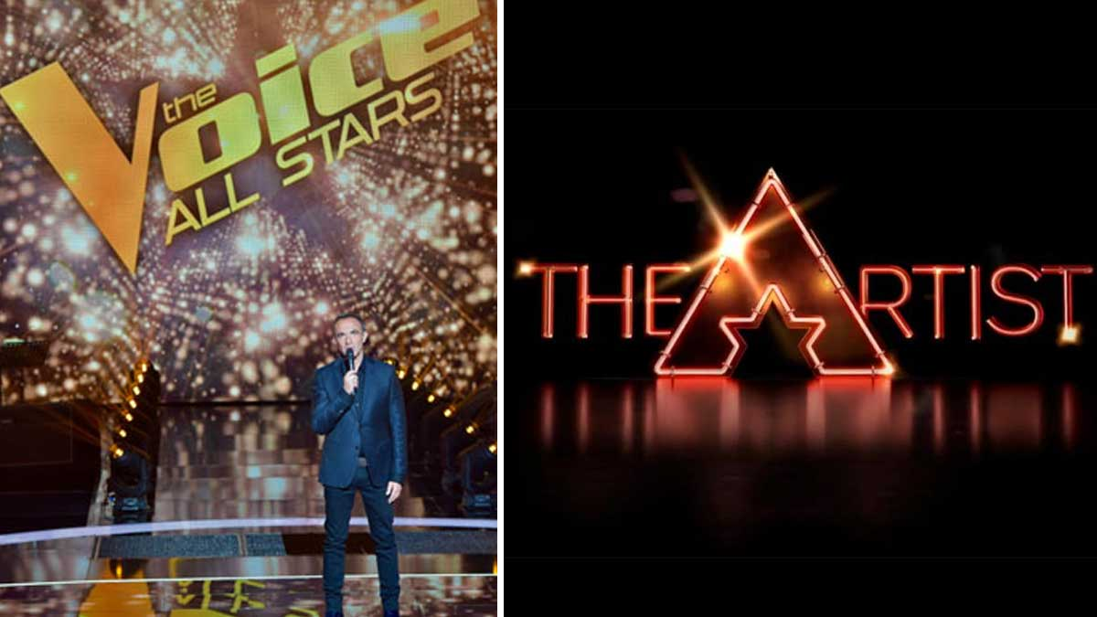 The voice VS The Artist